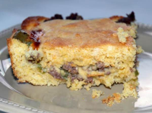 Stuffed Cornbread Recipe