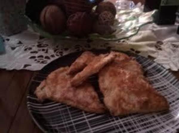 Slender Orange Clove Scones Recipe