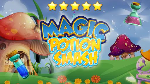 Magic Potion Smash