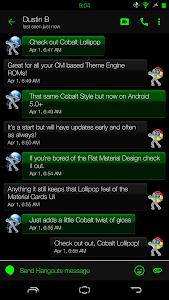 Kiwi Cobalt Lollipop - CM12 v1.1.0