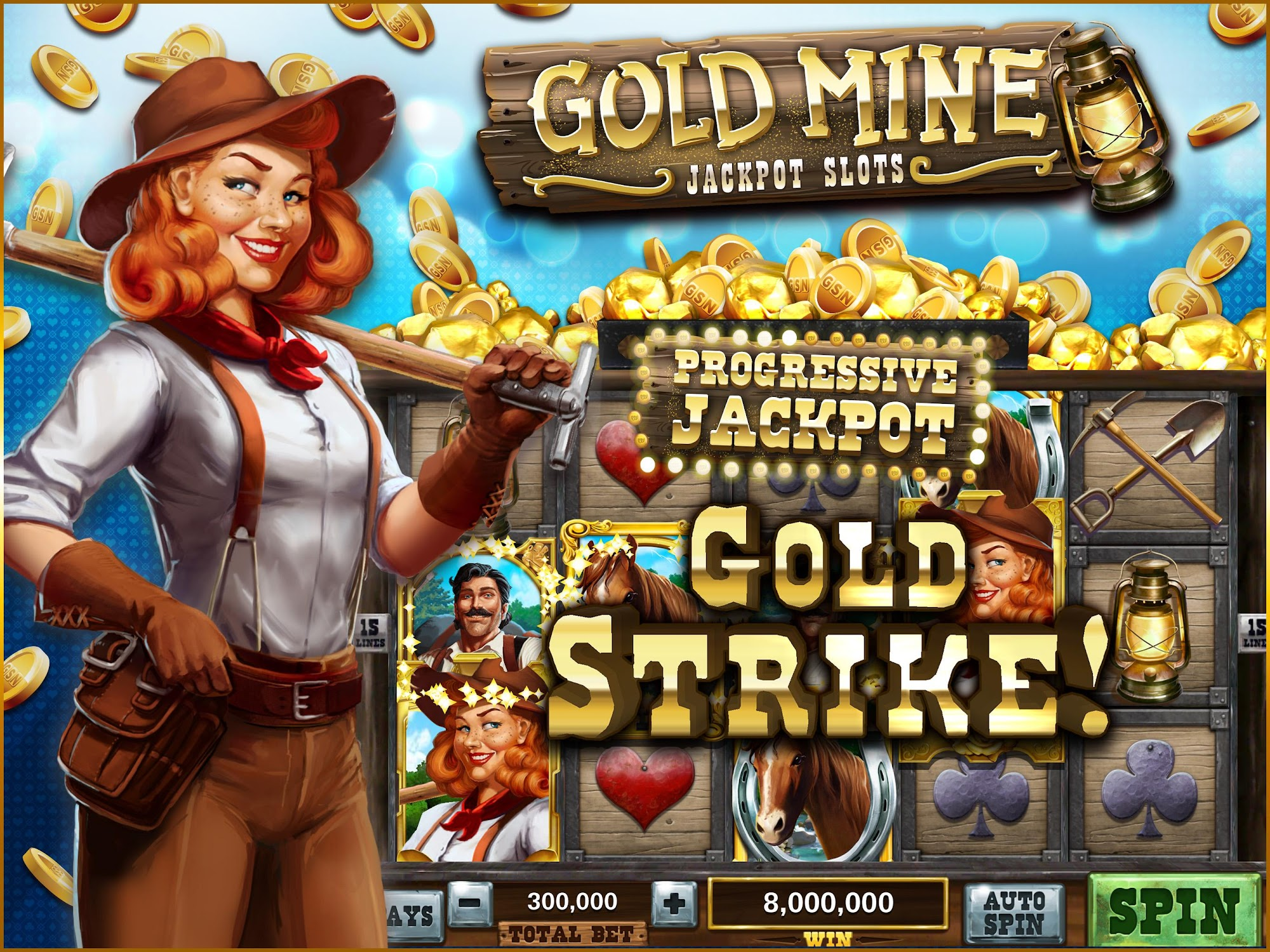 GSN Casino: Free Slot Games screenshot #14