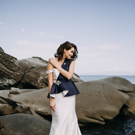 Wedding photographer Darya Ovchinnikova (OvchinnikovaD). Photo of 07.02.2018