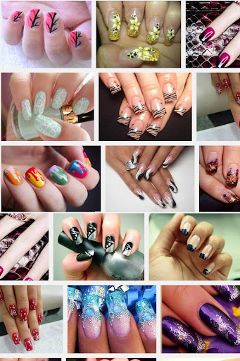 Nail Art Designs 2018 screenshot