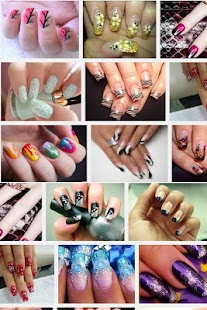 New Nails Art Designs 2017- screenshot thumbnail