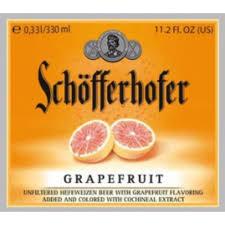 Logo of Schofferhofer Grapefruit Hefe