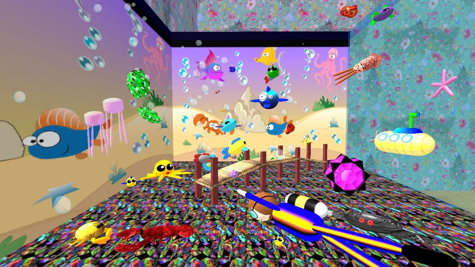 Fish Tank Games