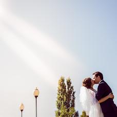 Wedding photographer Natalya Vybornova (fotonv). Photo of 14.10.2015