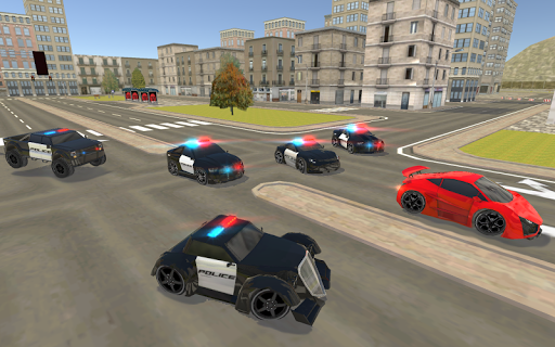 Police chase thief pursuit game apk free download for for Chaise game free download