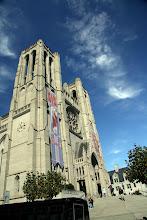 Photo: Looks like Notre Dame (Paris, not South Bend)