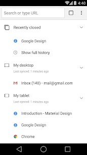 Chrome Beta App Download For Android 4