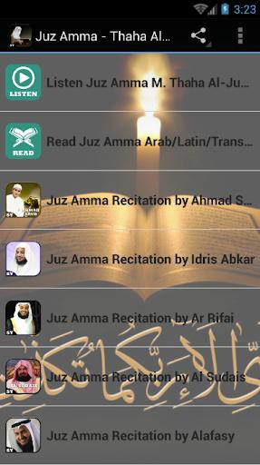 Juz Amma Arab Latin Pdf