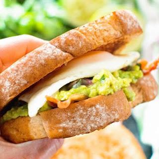 Southwestern Breakfast Sandwiches.