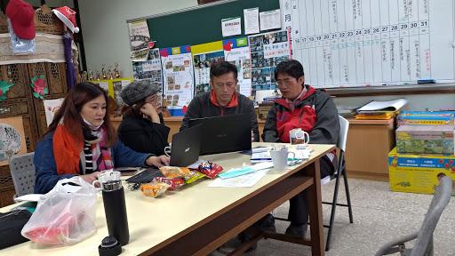 討論110年原族語推運作計畫草案