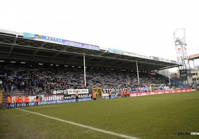 Un nouveau stade pour le Sporting Charleroi? Le club réagit