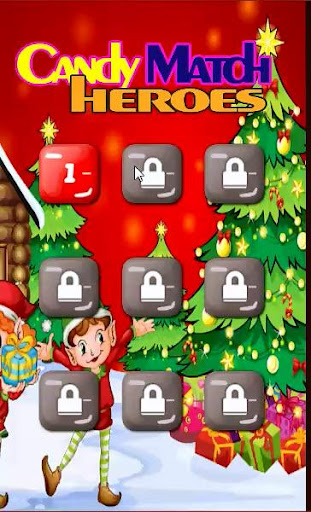 Candy Match Hero: Xmas Session