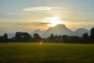 Photo: Nic to, ruszam w kierunku Kufstein.