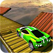 Extreme Impossible Car Racing Stunts Simulator Android APK Download Free By Game Buzzz