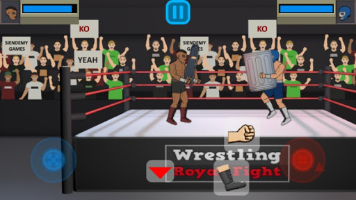 Télécharger Gratuit Wrestling Royal Fight apk mod screenshots 2