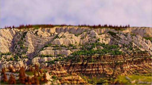 Terrain Landscape Minecraft