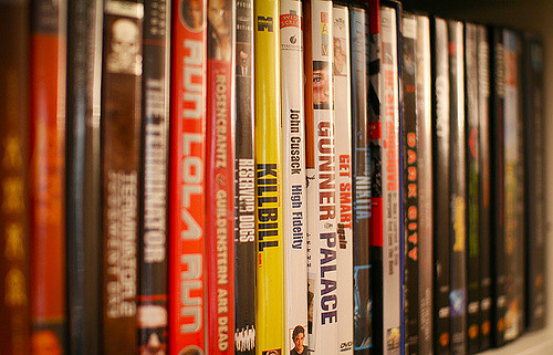 Some of my DVDs | (Project 365 Day 236) Got my Sigma 30mm f/… | Flickr