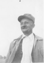 Photo: William Barrett Franks c1950 at Erick Cotton Gin