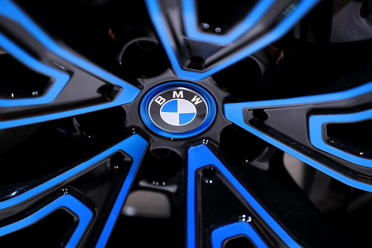 BMW says it will contest the allegations of collusion by EU antitrust authorities 'with all legal means if necessary'.