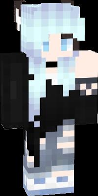 Minecraft Girl Nova Skin