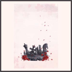 緋色の乱雑