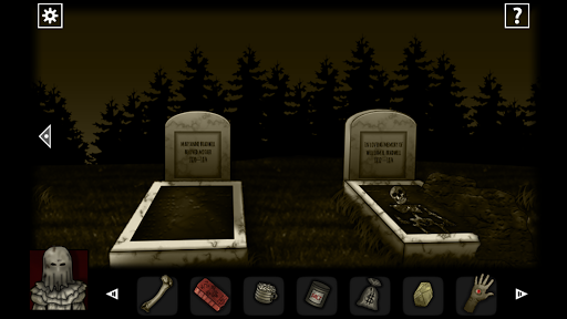 Forgotten Hill Mementoes - screenshot