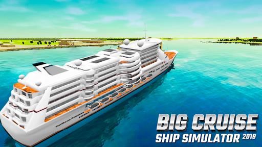 Big Cruiser Ship Simulator app (apk) free download for Android/PC/Windows screenshot