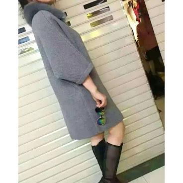 Item No. T012-500-450 Cashmere overcoat, free size 編號: T012-500-450. 羊絨外套,均碼  #衣服。 #韓。 #時裝。  #時尚。 #時尚精品。 #熱。 #熱賣。 #歐美。 # hk。#hkgirl。 #hkonlineshop。 #hkig。 #晚裝。 #東大門。 #instafashion.  #fashion.  #fashionista.  #fashiondaily.  #fashionlover. #girlskingdom