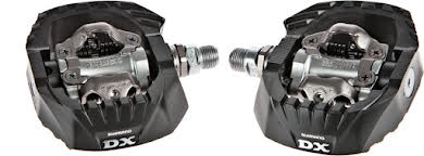 Shimano PD-M647 Clipless/Platform Pedals alternate image 3
