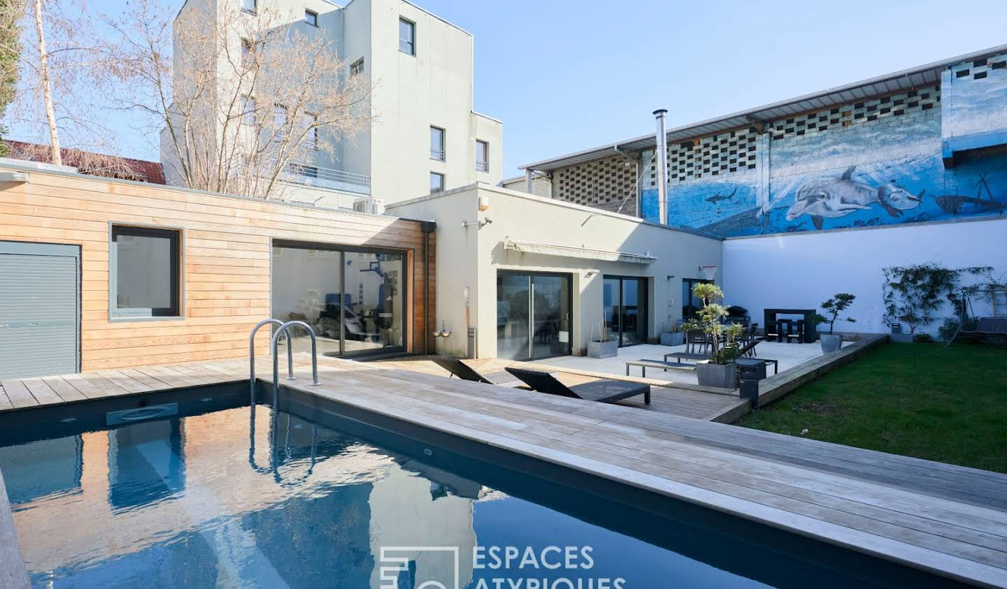 Apartment with terrace and pool Lille
