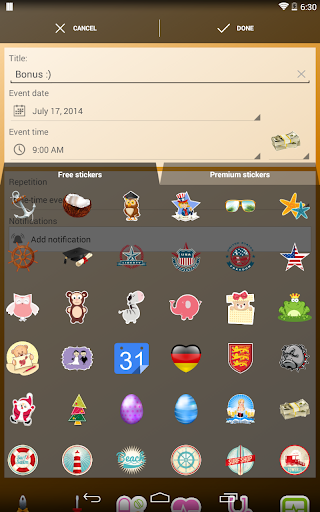 Countdown Widget screenshot 23