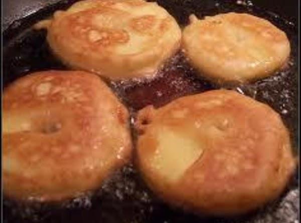 Fried Apple Rings Recipe
