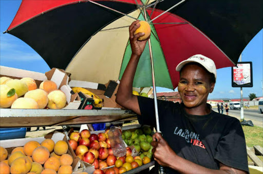 The Nelson Mandela Bay Municipality's plan to shift informal traders closer to shopping malls kicked off.