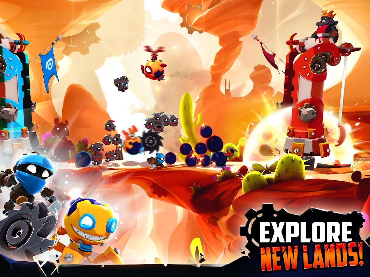 Badland Brawl- screenshot