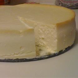 recipe: philadelphia cheesecake recipe no crust [8]