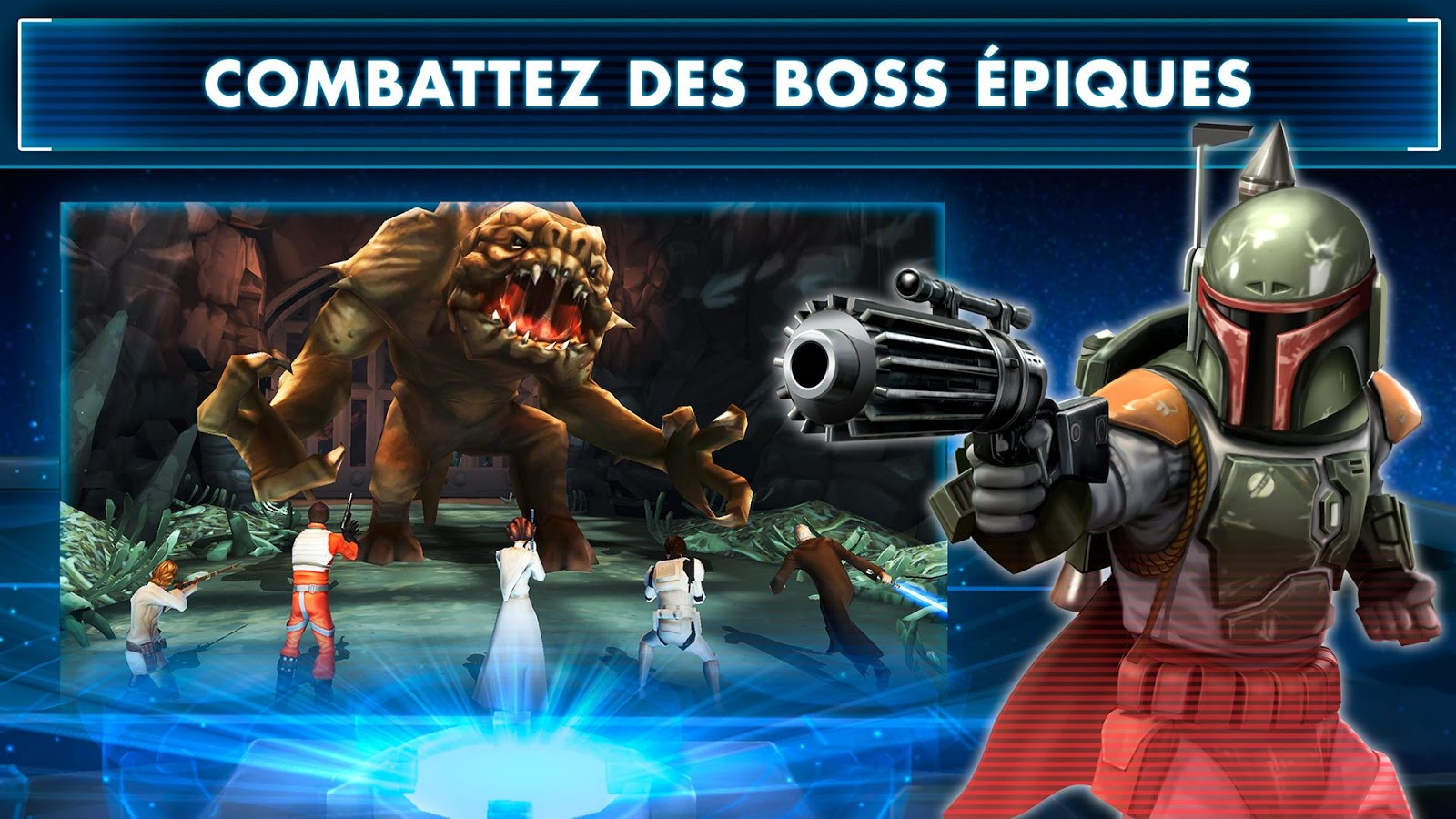 Star Wars™: Galaxy of Heroes – Capture d'écran