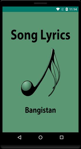 Hindi Lyrics of Bangistan