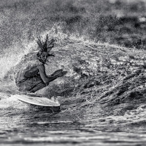 Jared Mell 3 by Trevor Murphy - Sports & Fitness Surfing ( other keywords, surfing, tmurphyphotography, events, jared mell, costa rica, places, people )