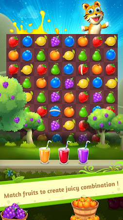 Fruit Juice - Match 3 Game 2.8 screenshot 685637