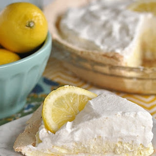 Lemon Angel Pie.