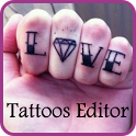 Tattoo Design App Photo Editor icon