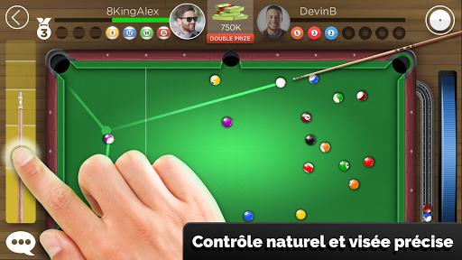 Kings of Pool: 8 Ball en ligne fond d'écran 1
