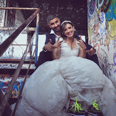 Wedding photographer fethi gouaich (fethigraphie). Photo of 13.03.2016