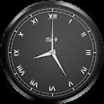 Elegant Analog Watch Face Icon