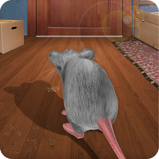 Mouse in Home Simulator 3D Icon