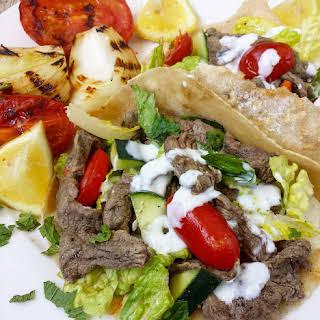 Slow Cooker Beef Shawarma (Whole30, Paleo).