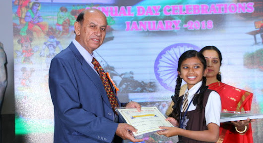 Annual Day - 26-Jan-Middle sch